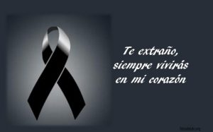 imagenes de luto para compartir en Facebook
