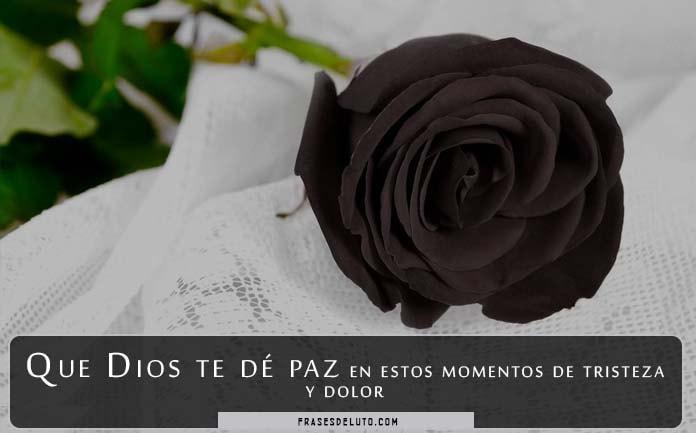 Tarjetas cristianas de condolencias