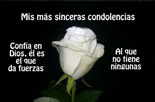 frases de condolencias