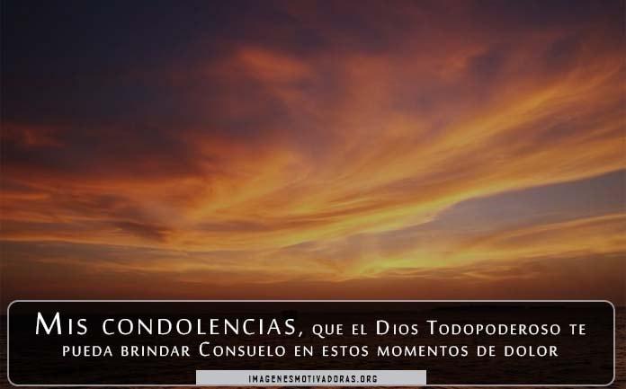 imágenes de condolencias