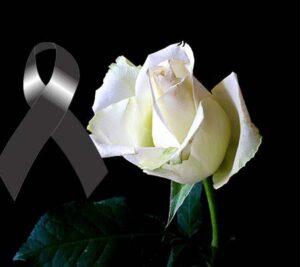 Fotos de luto para una tía muy querida