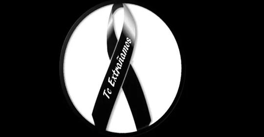 Fotos de luto por una abuela fallecida en paz descanse